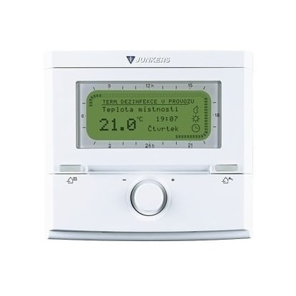 Junkers FR-120 modulating thermostat